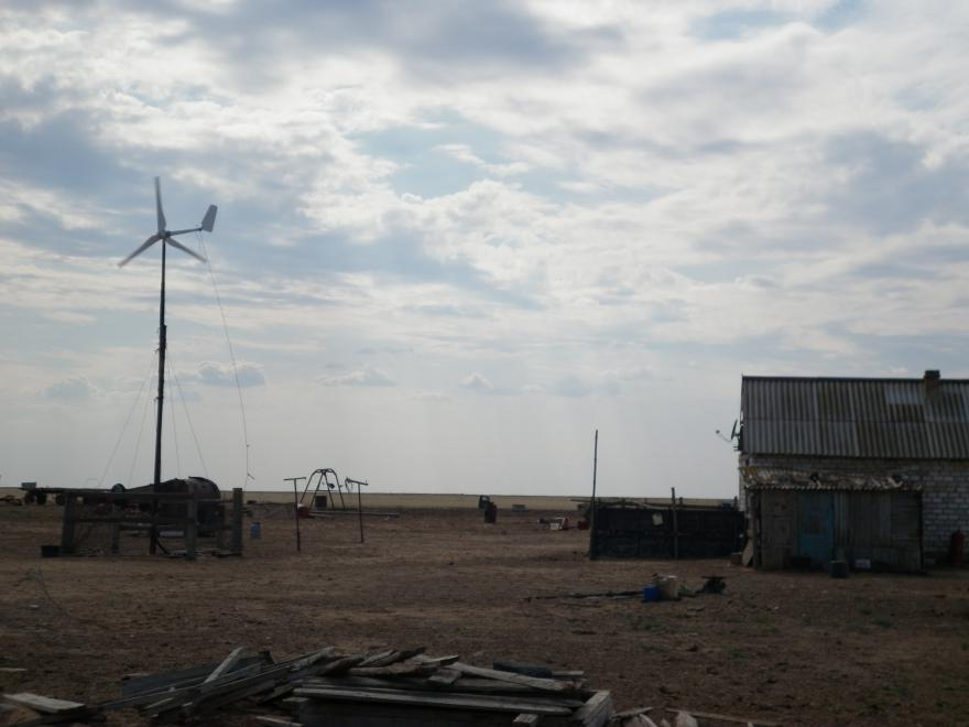 windpower Exmork Russia Republik Kalmykia