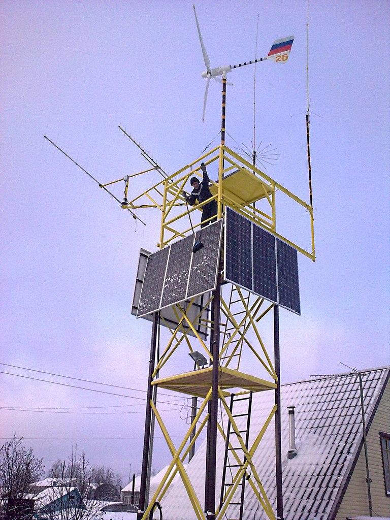 солнечные батареи Сургут