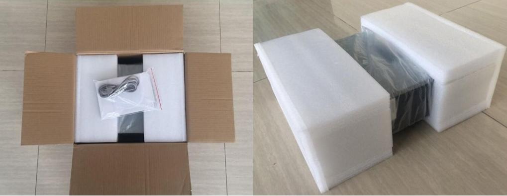 упаковка гибридного инвертора
