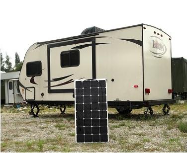автодом солнечные батареи