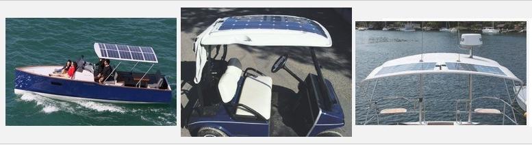 гибкие солнечные модули