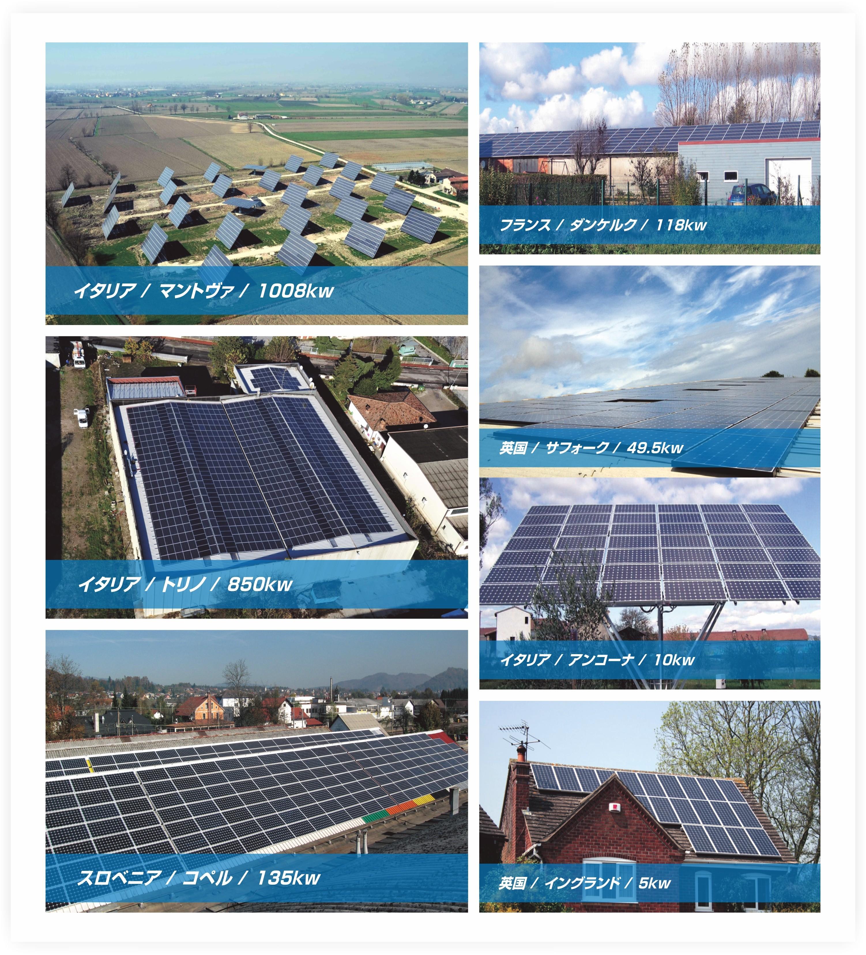 sunny energy Япония