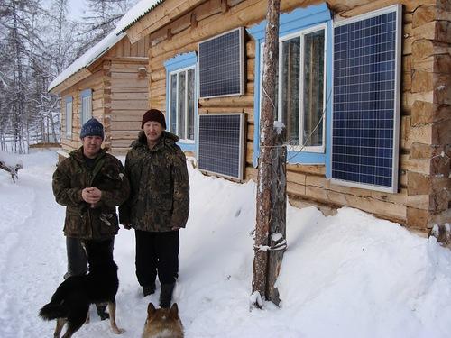солнечные батареи Exmork в Якутске