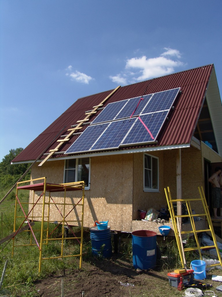 солнечная электростанция 1500 ватт