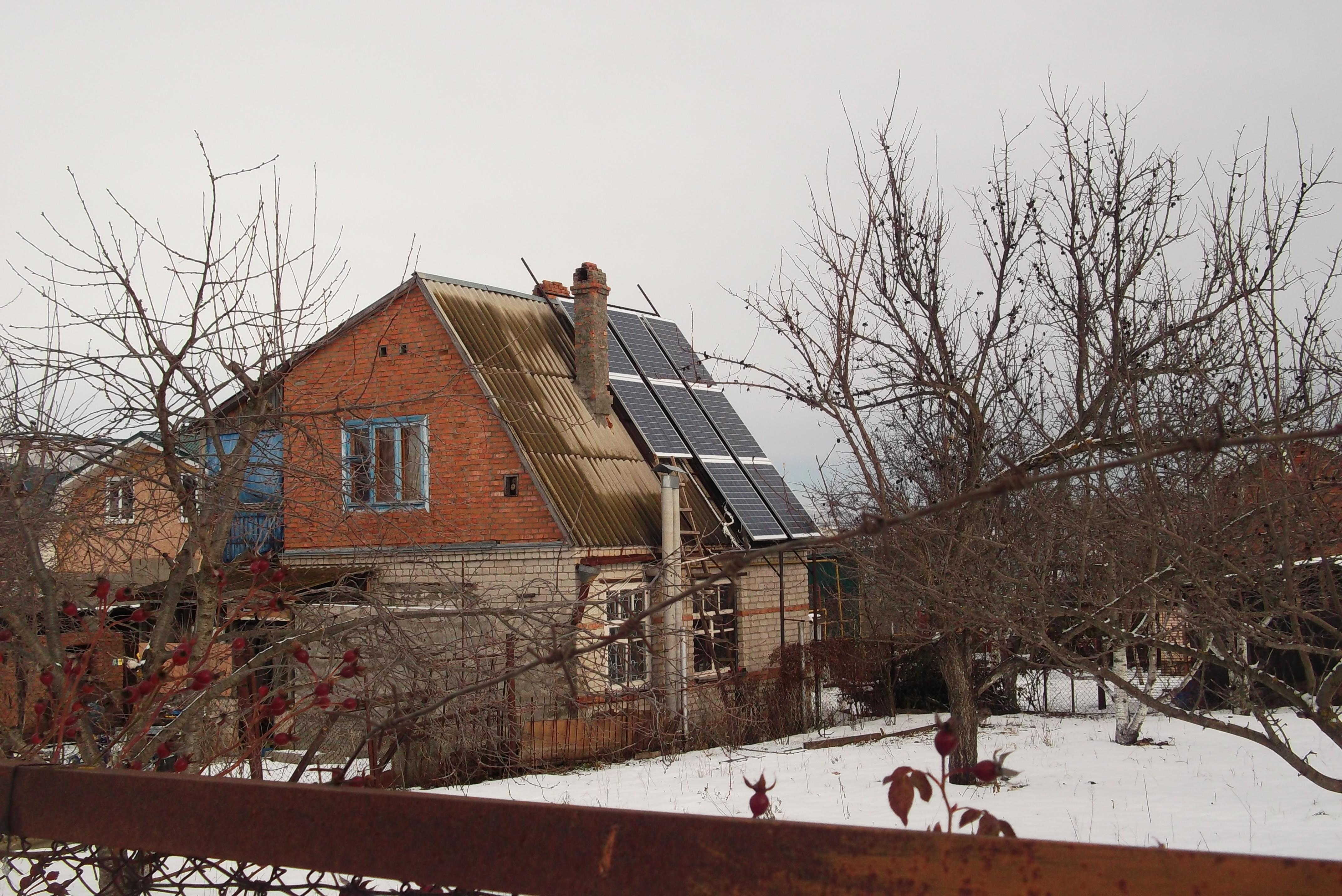 солнечные батареи Кисловодск