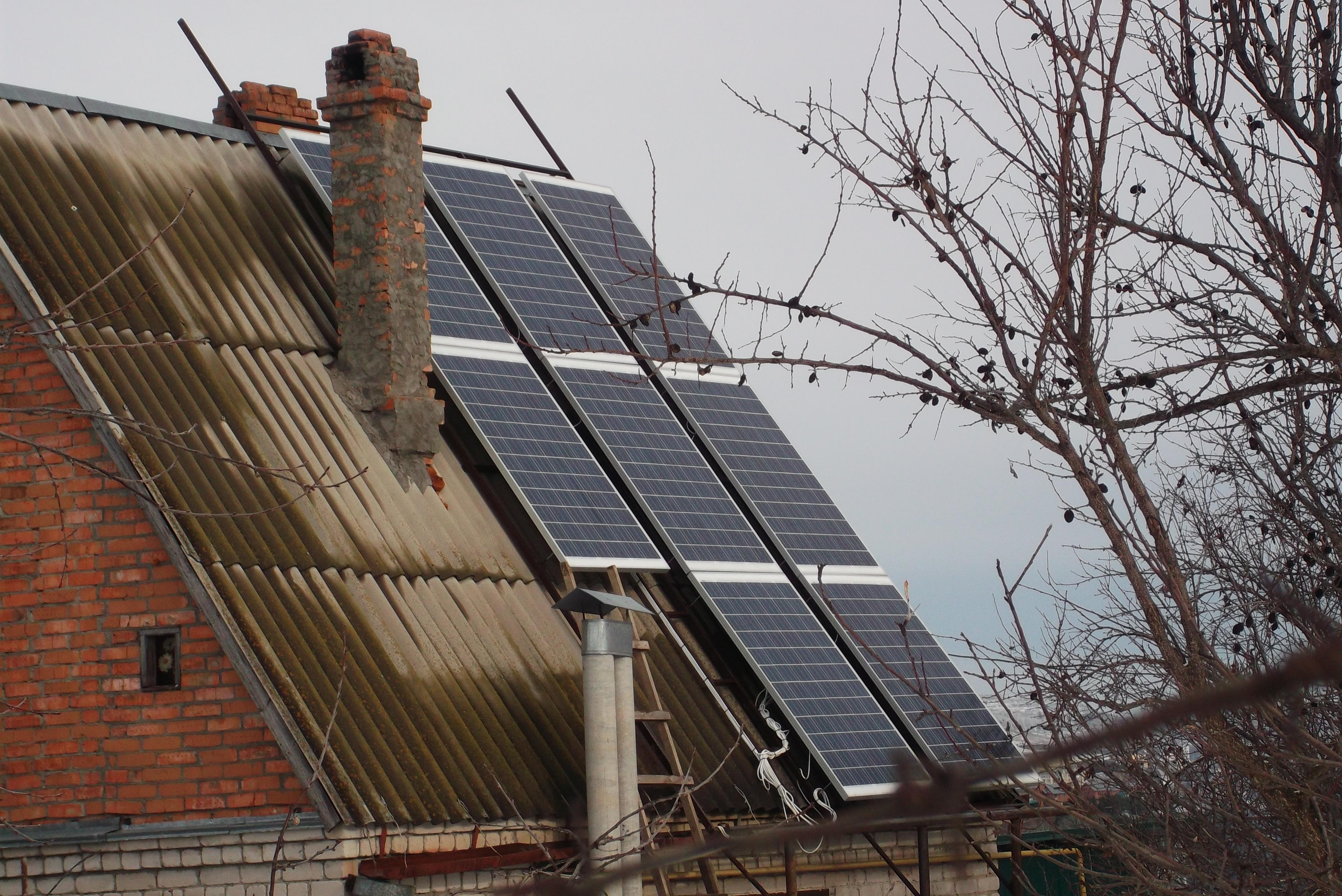 Кисловодск солнечные батареи