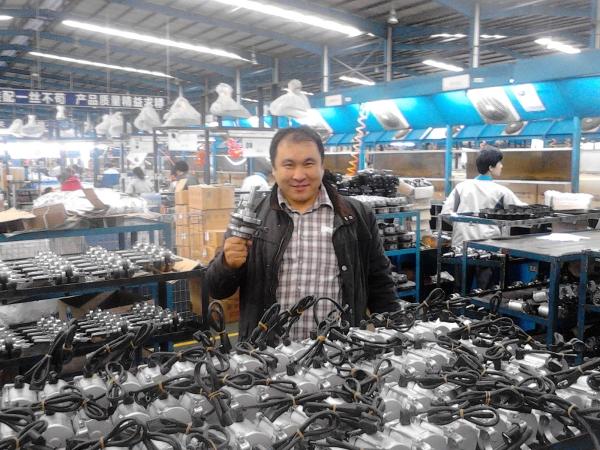 фабрика мотоциклов