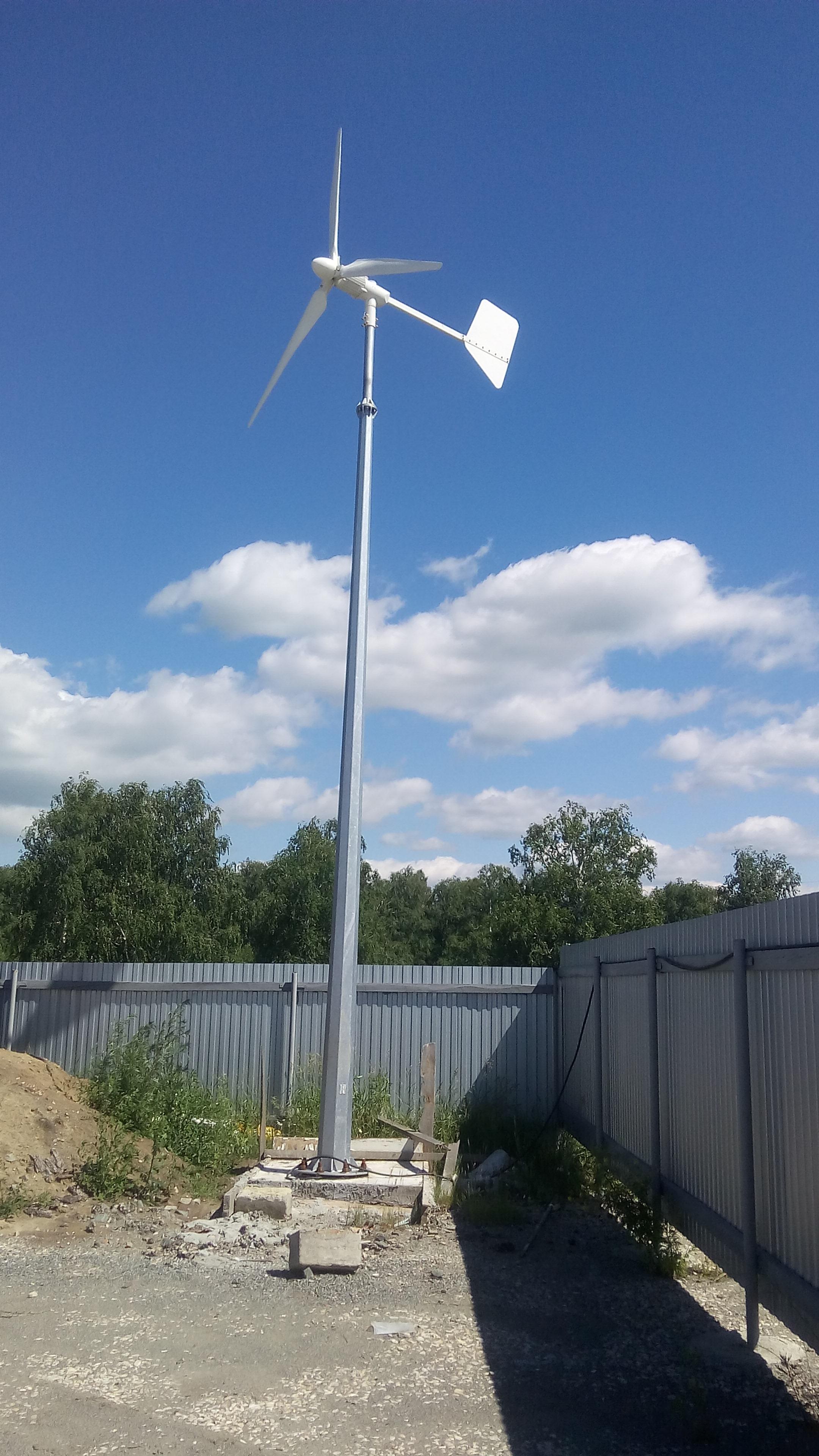 ветрогенератор Челябинск