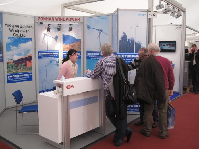 ветрогенераторы в Германии