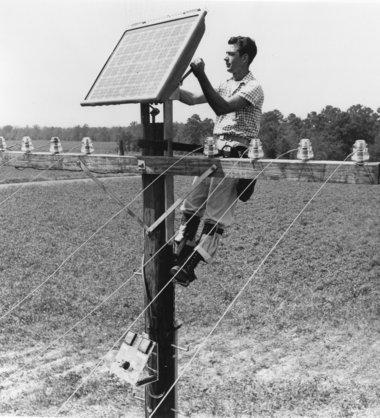солнечные батареи 1958 год