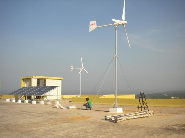zonhan windturbines India