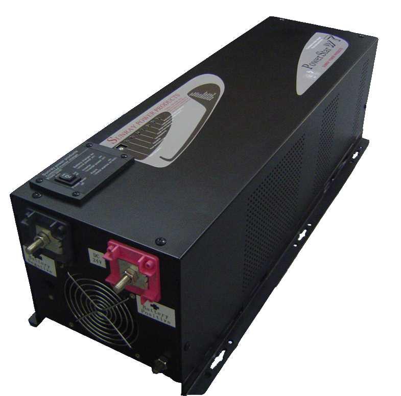 инвертор EP3200