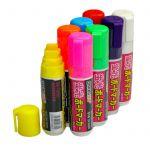 Набор флуоресцентных маркеров OR-860 для флеш панелей 8 мм 8 шт.