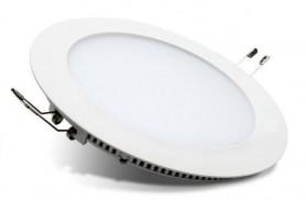 точечные встраиваемые LED светильники