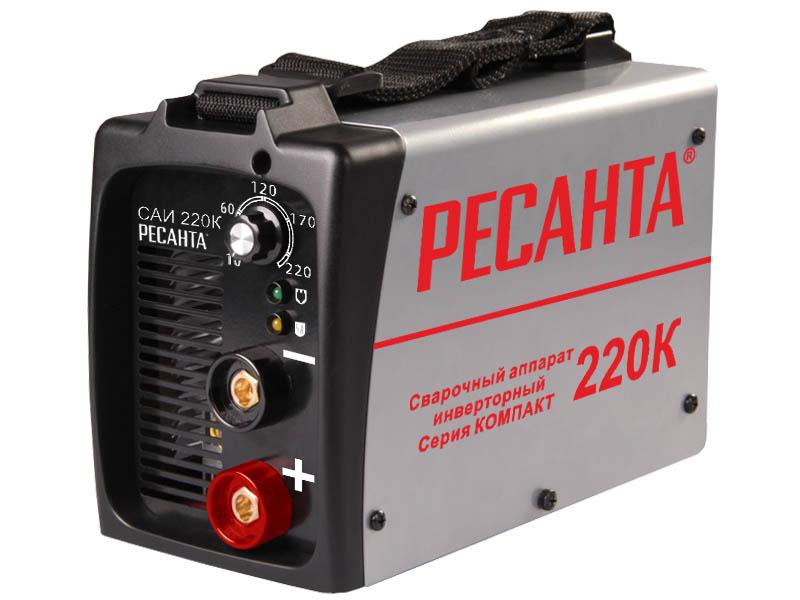 САИ-220К Сварочный аппарат инверторный
