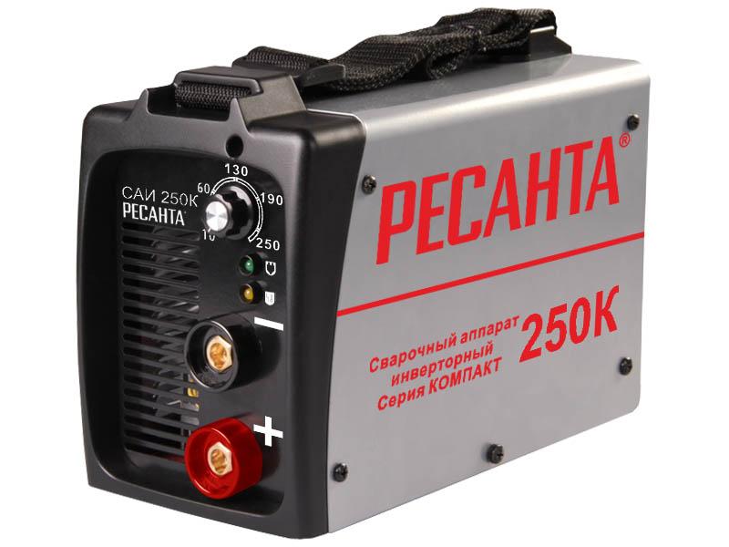 САИ-250К Сварочный аппарат инверторный Ресанта