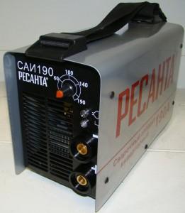 САИ-190 Сварочный аппарат инверторный