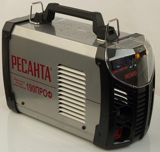 Профессиональный сварочный аппарат инверторный САИ 190 ПРОФ