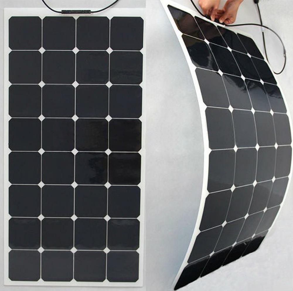 гибкая солнечная панель FSM 100-F