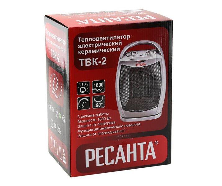 Тепловентилятор ТВК-2