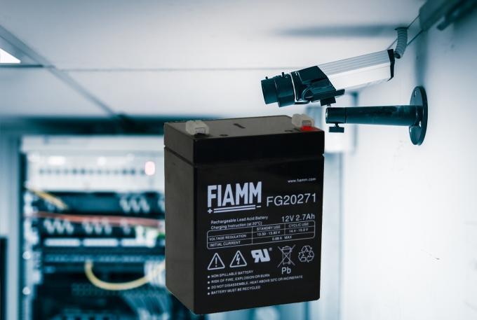 Аккумуляторная батарея FIAMM FG 20271