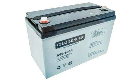 Аккумулятор Challenger A12-100A